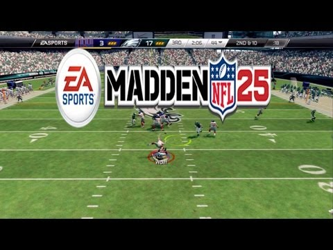 Madden 25 Sack Fail