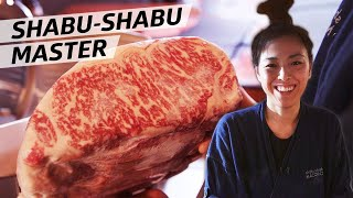 Chef Mako Okano Serves the World's Only Shabu-Shabu Omakase — Omakase by Eater