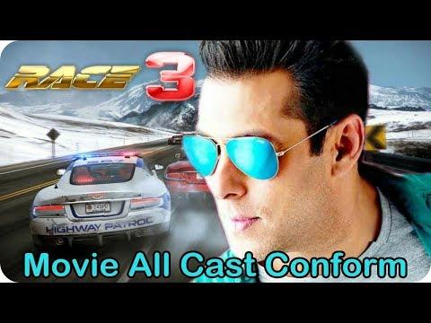Race 3 2018 Movie Full StarCast Salman Khan   Jacqueline Fernandez, Bipasha Basu