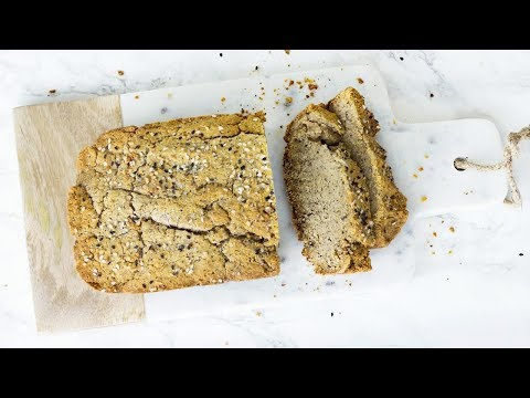 Low carb diet - Paleo Bread Recipe! Easy And Quick! Low Carb Paleo Recipes!