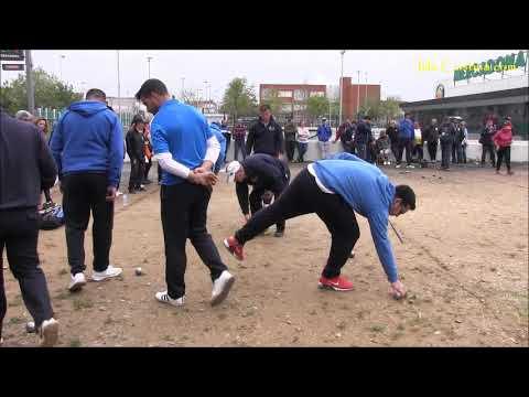 "Finales Campeonato de Andalucía de Petanca ""Isla Cristina 2018"""