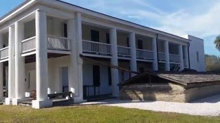 Ellenton (FL) United States  City new picture : Gamble Plantation Mansion 1844 in Ellenton