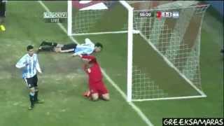 Video Argentina vs Portugal.2-1 All Goals & Highlights HD 09/02/2011 MP3, 3GP, MP4, WEBM, AVI, FLV Juni 2018