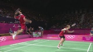 Video Badminton Mixed Doubles Medal Matches - Denmark v Indonesia Full Replay -- London 2012 Olympic Games MP3, 3GP, MP4, WEBM, AVI, FLV September 2018