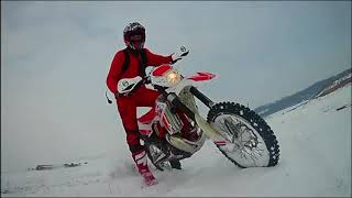 10. WinterStyle with a Beta 300 rr 2018 2T