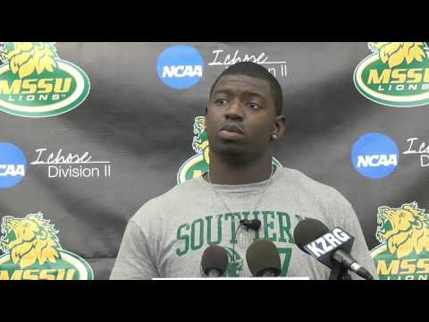Jonathan Rogers Press Conference Week 3