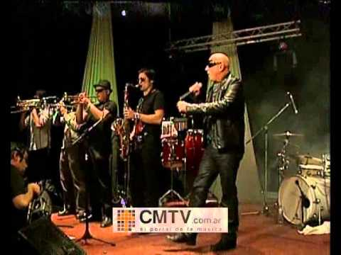 La Mosca video Baila para mí - CM Vivo 11-07-2012