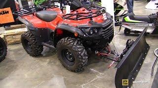 7. 2018 Argo Xplorer XR 500 Recreational ATV - Walkaround - 2018 Toronto ATV Show