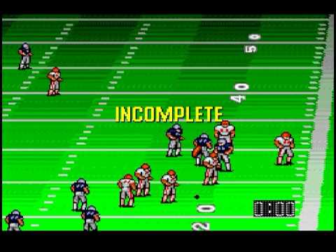 John Madden Football Amiga
