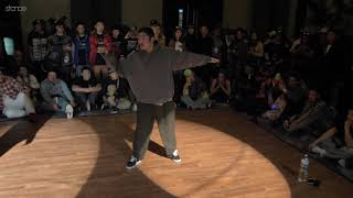 Jenes vs Breeze Lee – FREESTYLE SESSION 2019 POPPING TOP8