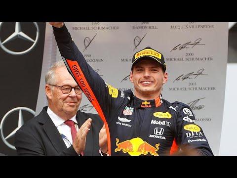 Formel 1: Max Verstappen gewinnt in Hockenheim - Vettel rast auf Platz 2