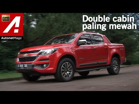Chevrolet Colorado 4x4 Review & Test Drive by AutonetMagz