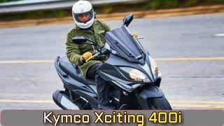 6. 2018 Kymco Xciting 400i Review – First Ride