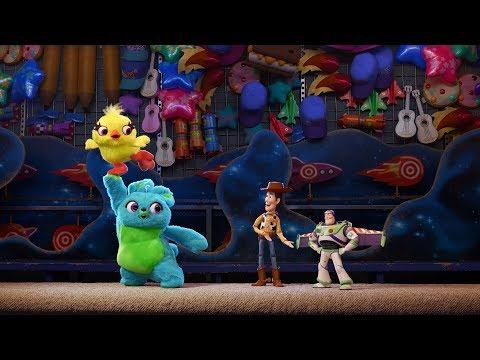 Toy Story 4 - Teaser Tráiler Oficial - Feria?>