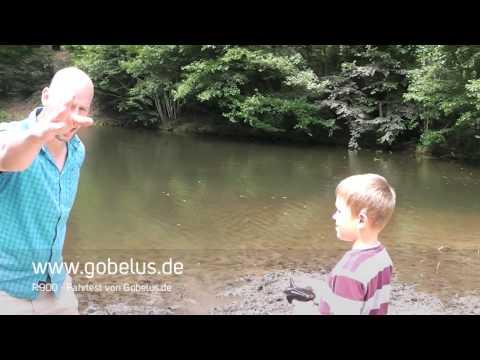 R900 RC Speed Boot Test von Gobelus.de