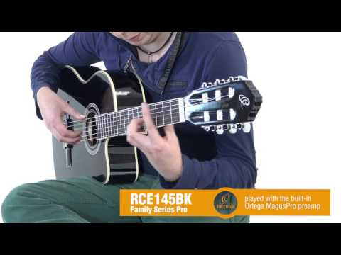 OrtegaGuitars_RCE145BK_ProductVideo
