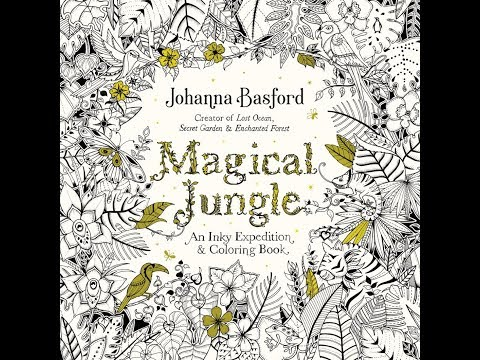 Download Video Coloring In Magical Jungle