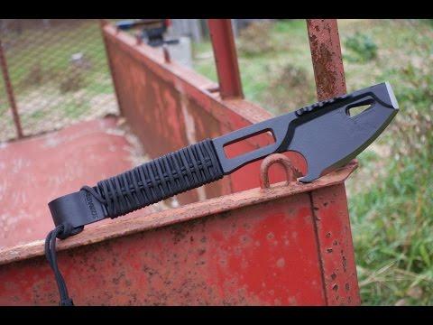 NEW! Schrade MOE Multi-Purpose Demolition Tool - SCHPB2BK