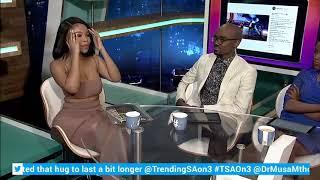Video TrendingSA   07 August 2018    #TSAon3 Segment 4: Interview with Faith Nketsi MP3, 3GP, MP4, WEBM, AVI, FLV Agustus 2018