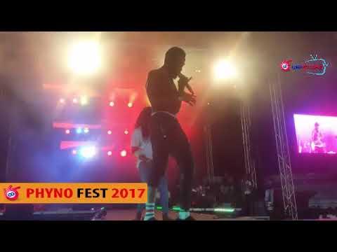 PhynoFest 2017: Phyno, D'banj, Flavour, Rudeboy, Runtown, Timaya, Kcee, Zoro, & More! Performance