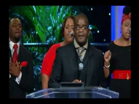 2012 PAW Convention (Pastor Jonathan Dunn - Keep My Mind)