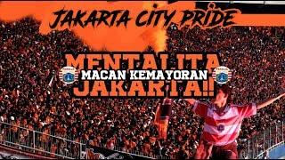 [Persija Jakarta] The JakMania - Curva Nord #MentalitaJakarta