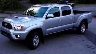 2013 Toyota Tacoma | Vancouver Dealer Review
