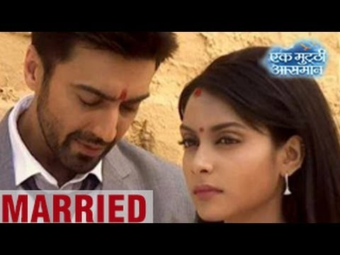 Raghav SECRETLY MARRIES Kalpana In Ek Mutthi Aasmaan 30th May 2014 FULL EPISODE HD -- SHOCKING