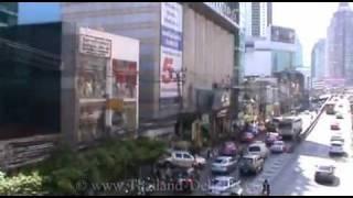 Phetchaburi Road, Pratunam, Bangkok, Thailand