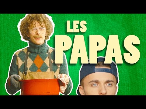 Norman Les papas