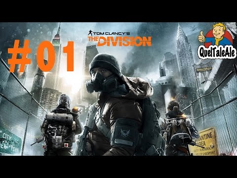 Tom Clancy's The Division - Gameplay ITA - Walkthrough #01 - L'epidemia (видео)