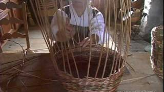 Basket Making YouTube video