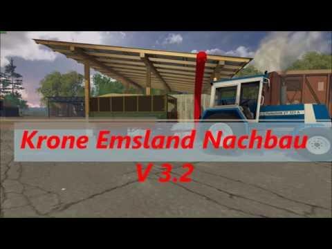 Krone Emsland replica v3.3 RS