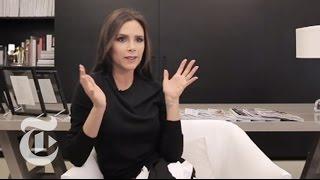 Video Victoria Beckham Interview   In the Studio   The New York Times MP3, 3GP, MP4, WEBM, AVI, FLV September 2019