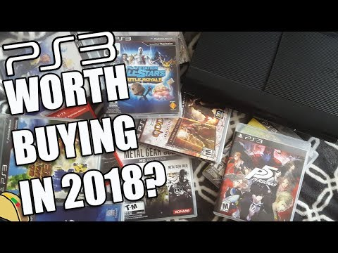 Should You Buy A PS3 In 2018?