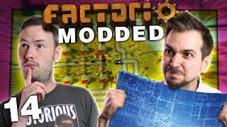 Modded Factorio! I'm making grenades to deal with our trees and our alien problem. ▻ Playlist for this series:...