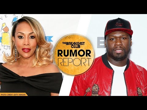 Vivica Fox Says Sex Life With 50 Cent Was 'PG-13,' Rapper Claps Back