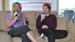 Ed spoke with Erin O'Malley at the Mix Beach House