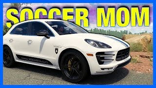 Forza Horizon 3's Forzathon for May is wrapping up with the ultimate soccer mom van, the Porsche Macan! I hope you enjoy this Forza Horizon 3 Gameplay, if yo...