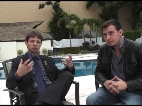 Oliver Ruiz Entrevista a Luís Otávio Palhari Presidente de BFUCA UNESCO DO BRASIL - México
