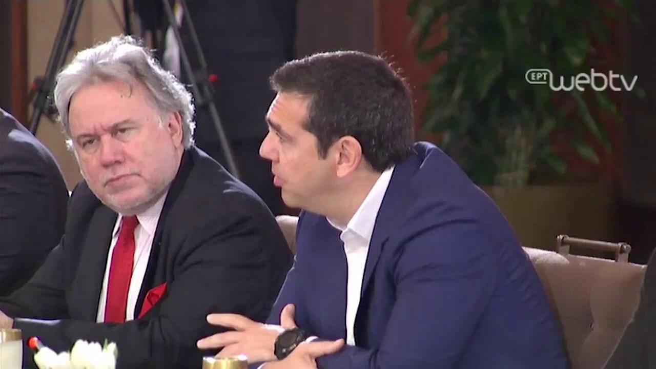 Δηλώσεις του Πρωθυπουργού, Αλέξη Τσίπρα, στη 2η Τριμερή Σύνοδο Κορυφής Ελλάδας – Κύπρου – Ιορδανίας