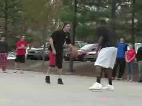 Davidson Basketball vrs Davidson Team Show