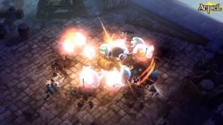 Видео к игре Ar:piel Online из публикации: Ar:piel - Дата начала ЗБТ и трейлер с демонстрацией классов