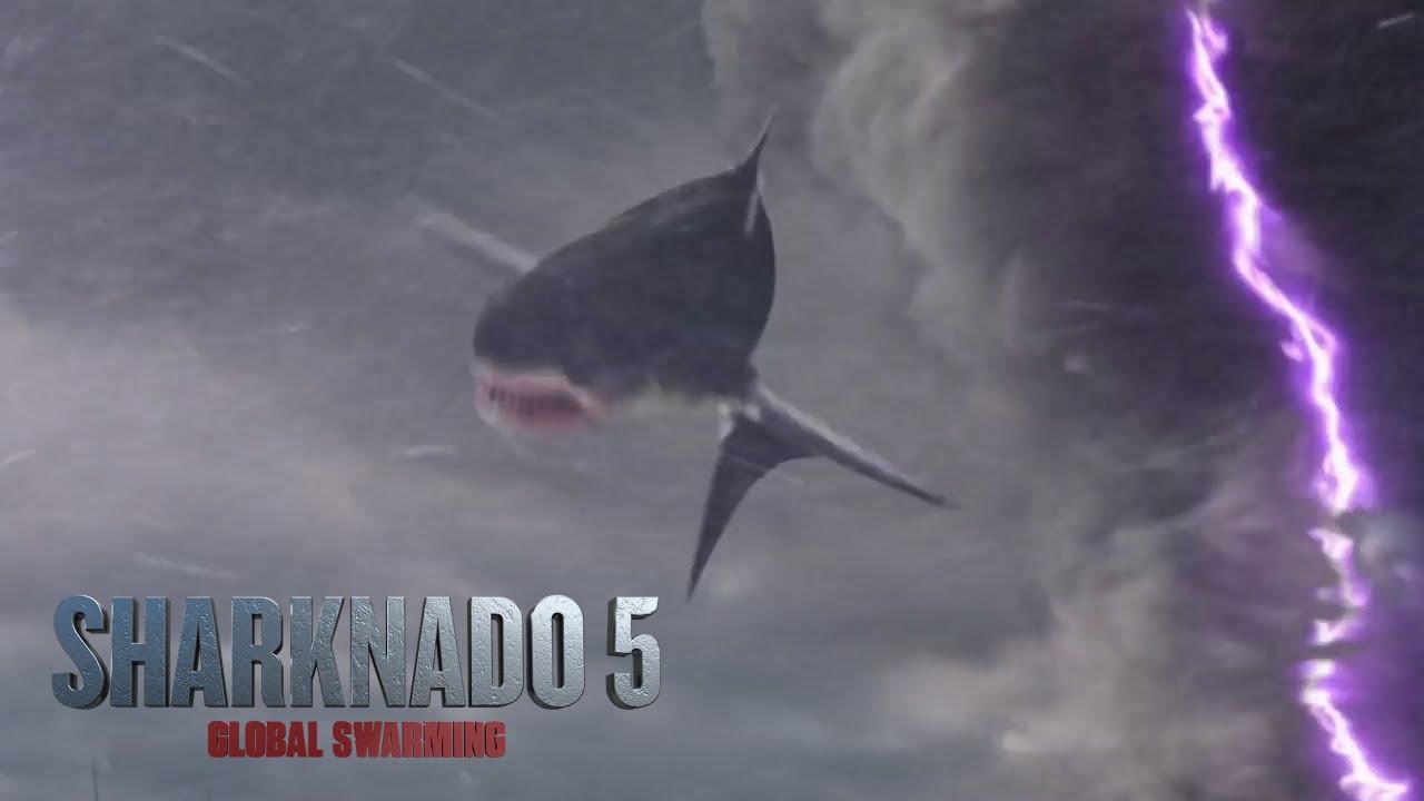 SHARKNADO 5 | Official San Diego Comic-Con 2017 Trailer | SYFY