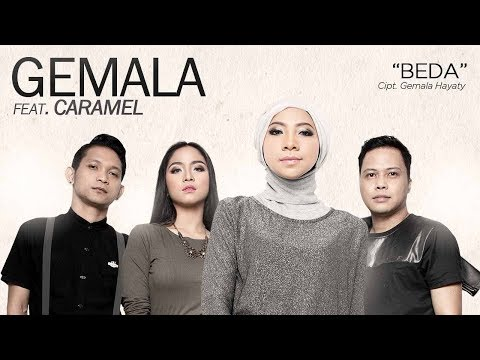 Download Lagu Gemala - Beda (feat. Caramel) (Official Radio Release) Music Video