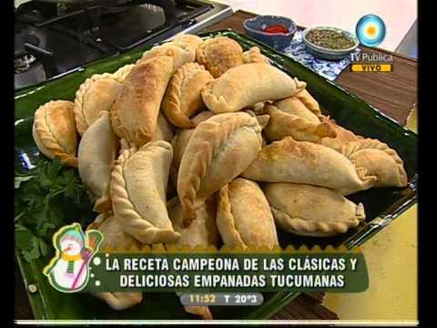Video De Empanada Tucumana Por Cocineros Argentinos