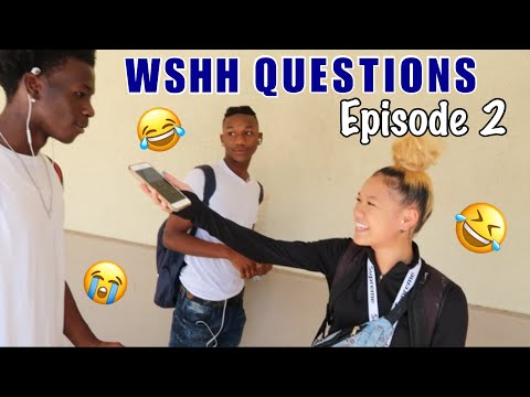 WSHH Questions EP.3🤣‼️|HIGHSCHOOLEDITION