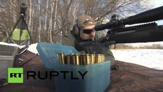Nonton Russia: This Lobaev sniper rifle might be the world's most accurate Film Subtitle Indonesia Streaming Movie Download
