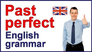 A grammar Lesson about The Past Perfect Tense