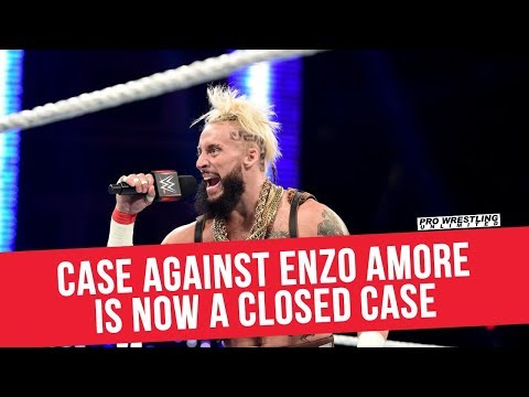 Case Against Enzo Amore Is Now A Closed Case